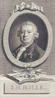 Rolle, Johann Heinrich