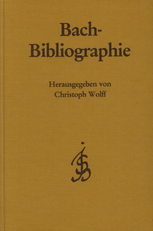 Bach-Bibliographie