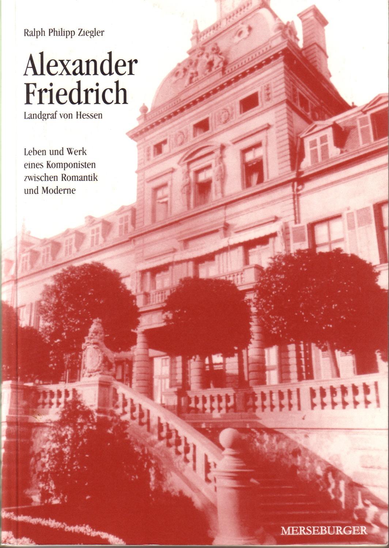 Alexander Friedrich Landgraf von Hessen