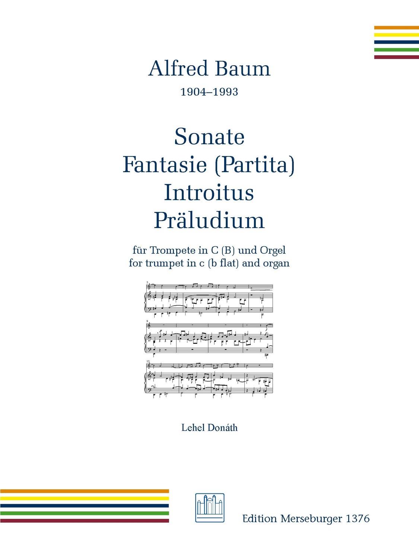 Sonate ∙ Fantasie (Partita) ∙ Introitus ∙ Präludium