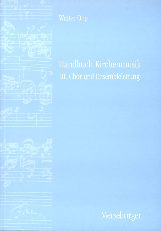 Handbuch Kirchenmusik