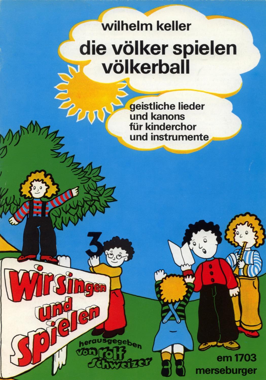 Die Völker spielen Völkerball