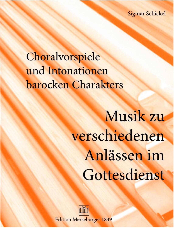 Musik zu verschiedenen Anlässen im Gottesdienst