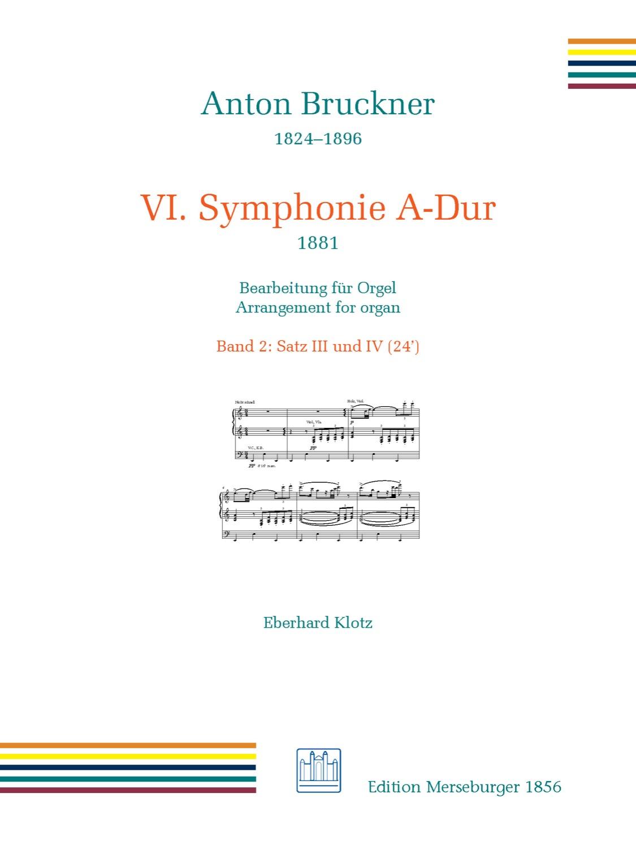 VI. Symphonie in A-Dur