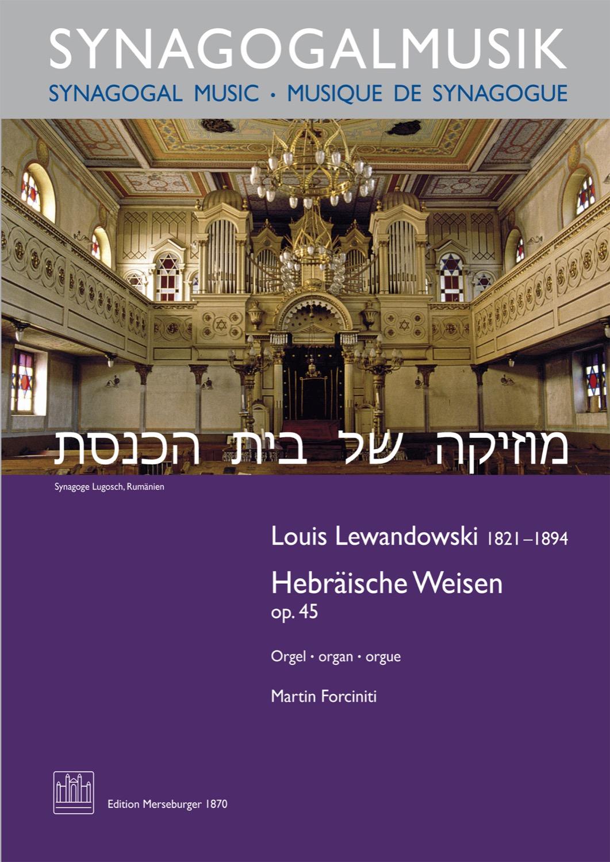Hebräische Weisen op. 45