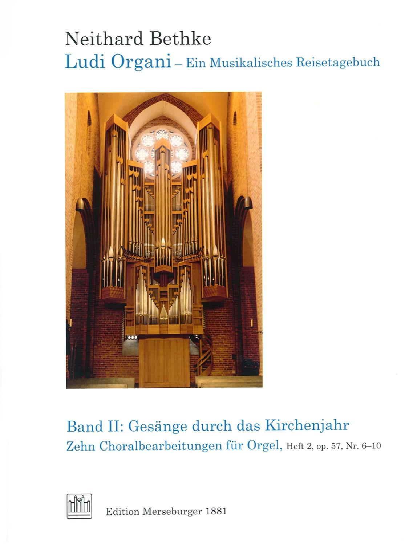Ludi Organi – Ein musikalisches Reisetagebuch
