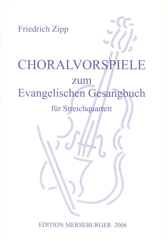Choralvorspiele für Streicher, Band I