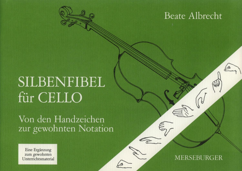 Silbenfibel für Violoncello