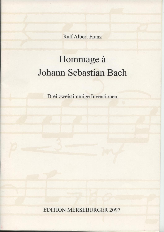 Hommage á J.S. Bach