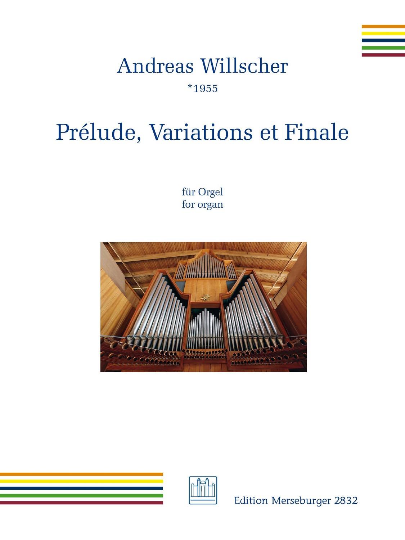 Prélude, Variations et Finale