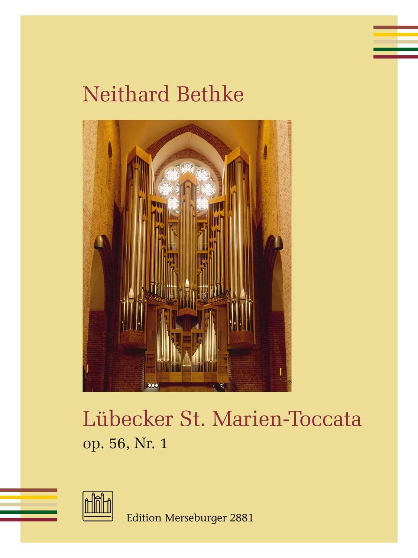 Lübecker St. Marien-Toccata op. 56/1 (1965/rev. 1985)