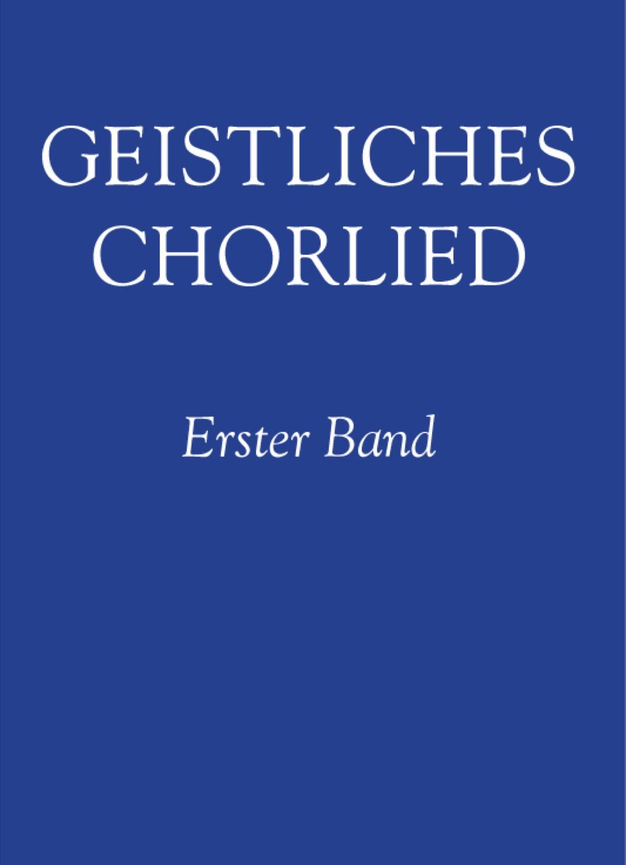 GEISTLICHES CHORLIED