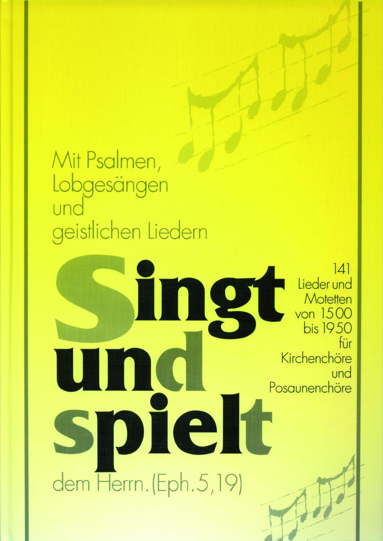 Singt und spielt dem Herrn