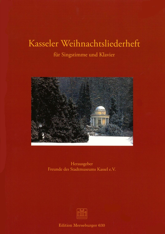 Kasseler Weihnachtsliederheft