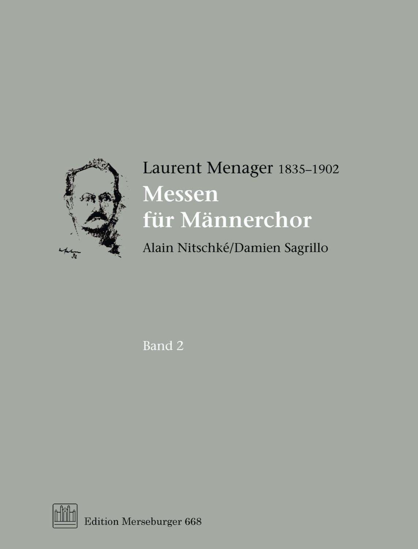 Band 2: Messen für Männerchor