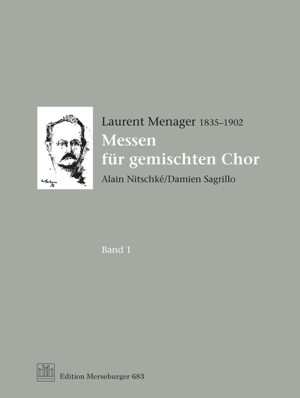 Band 1: Messen für gemischten Chor
