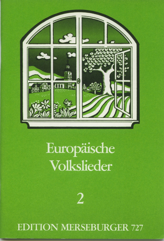 Europäische Volkslieder - Heft 2
