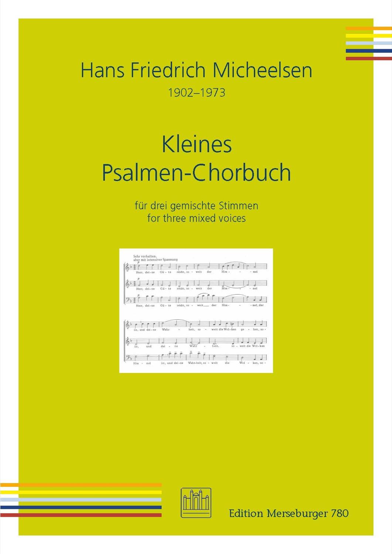 Kleines Psalmen-Chorbuch