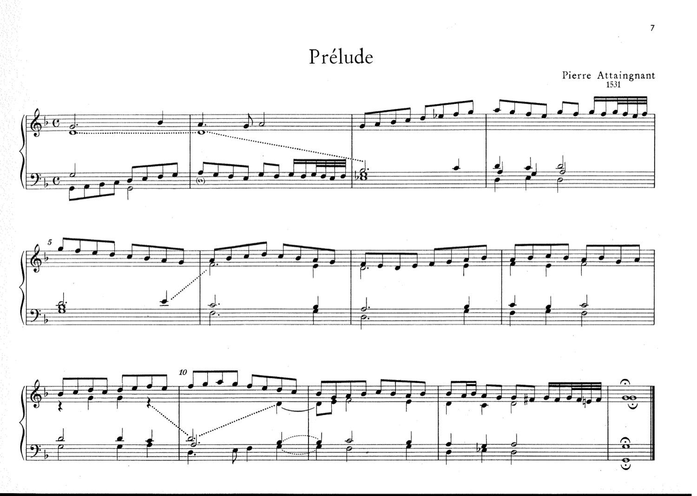 Geschichte des Orgelspiels und der Orgelkomposition